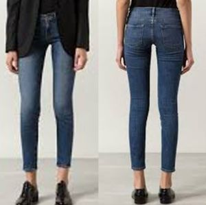Frame Le Skinny de Jeanne Skinny Jeans Size 25